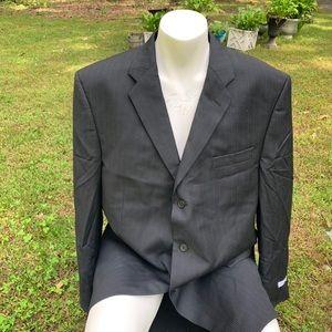 Calvin Klein jacket.